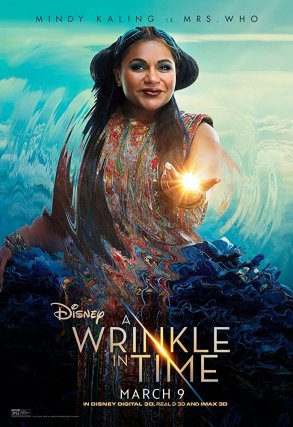 A Wrinkle In Time Character Poster