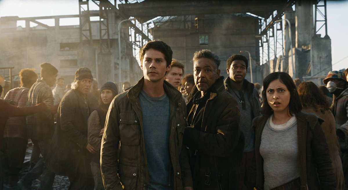 Watch a Trio of New Clips for 'Maze Runner: The Death Cure'