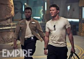 John Boyega & Scott Eastwood in Pacific Rim: Uprising