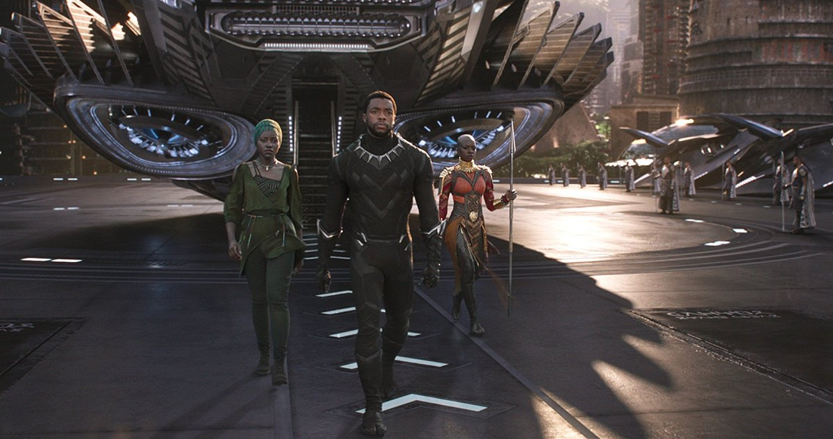 You Might Not Want to Watch These 4 New 'Black Panther' Clips
