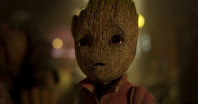 Baby Groot for Guardians of the Galaxy Vol. 2