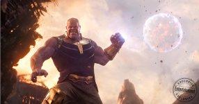 Thanos for Avengers: infinity War