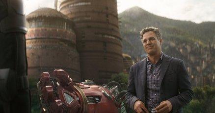 Mark Ruffalo in Avengers: Infinity War
