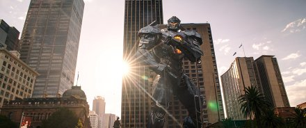 Image of Pacific Rim: Uprising