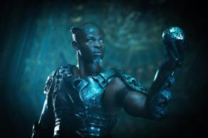 Dijon Hounsou as Korath in Guardians of the Galaxy