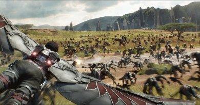 Image of Avengers: Infinity War