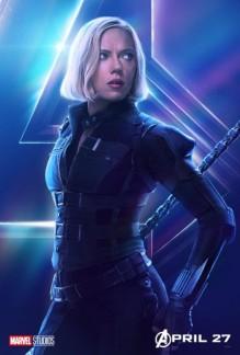 avengers-infinity-war-poster-scarlett-johansson-black-widow-405x600