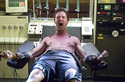Edward Nortan as Bruce Banner in The Incredible Hulk