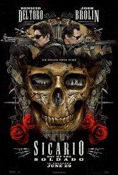 Sicario: Day of the Saldado Poster