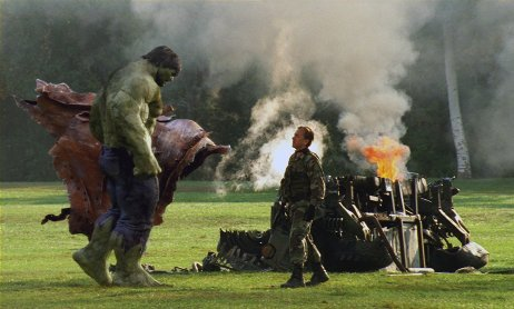 Tim Roth in The Incredible Hulk