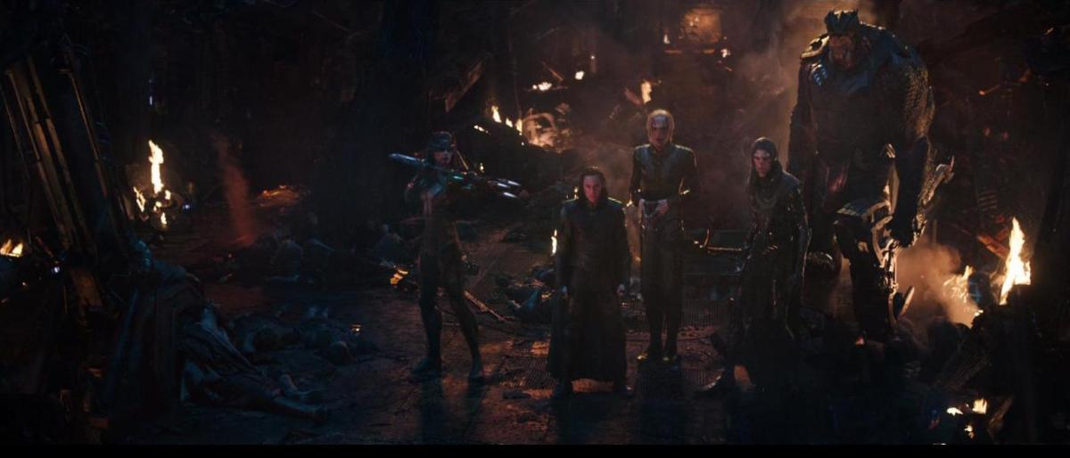 Russo Brothers Reveal Voices Behind The Black Order in 'Avengers: Infinity War'
