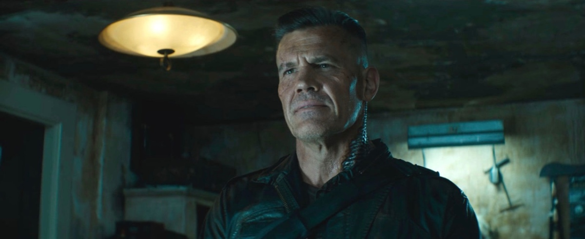 Josh Brolin Is Set to Play Cable Four Times; Watch New 'Deadpool 2' Footage