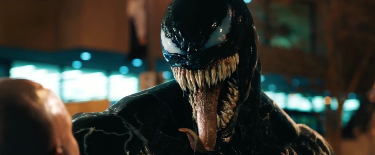 New 'Venom' Trailer Reveals Tom Hardy's Symbiotic Anti-Hero
