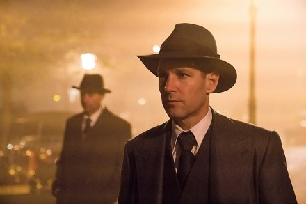 Paul Rudd as Moe Berg in The Catcher Was a Spy