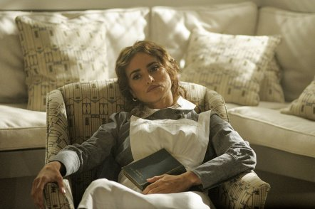 Penelope Cruz in Murder on the Orient Express