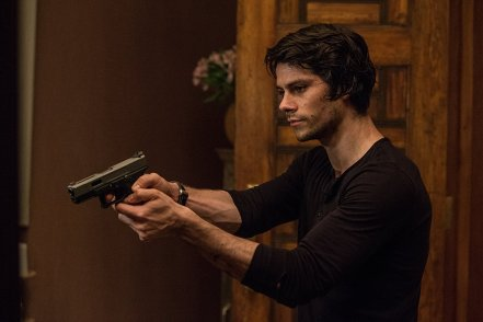 Dylan OBrien in American Assassin