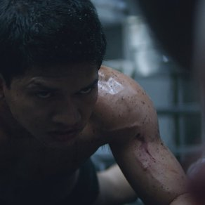 Ike Uwais in Mile 22