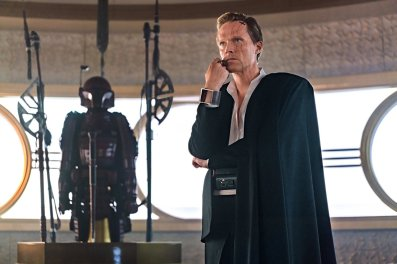 Paul Bettany in Solo: A Star Wars Story