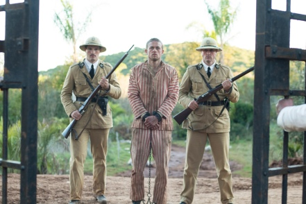 Charlie Hunnam in Papillon