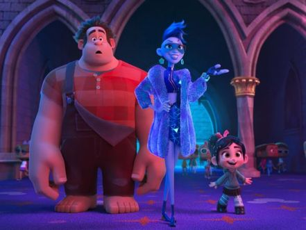 Image of Ralph Breaks the Internet: Wreck-It Ralph 2