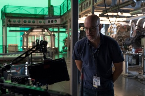 Marvel Studios ANT-MAN AND THE WASP Director Peyton Reed BTS on set. Photo: Ben Rothstein ©Marvel Studios 2018