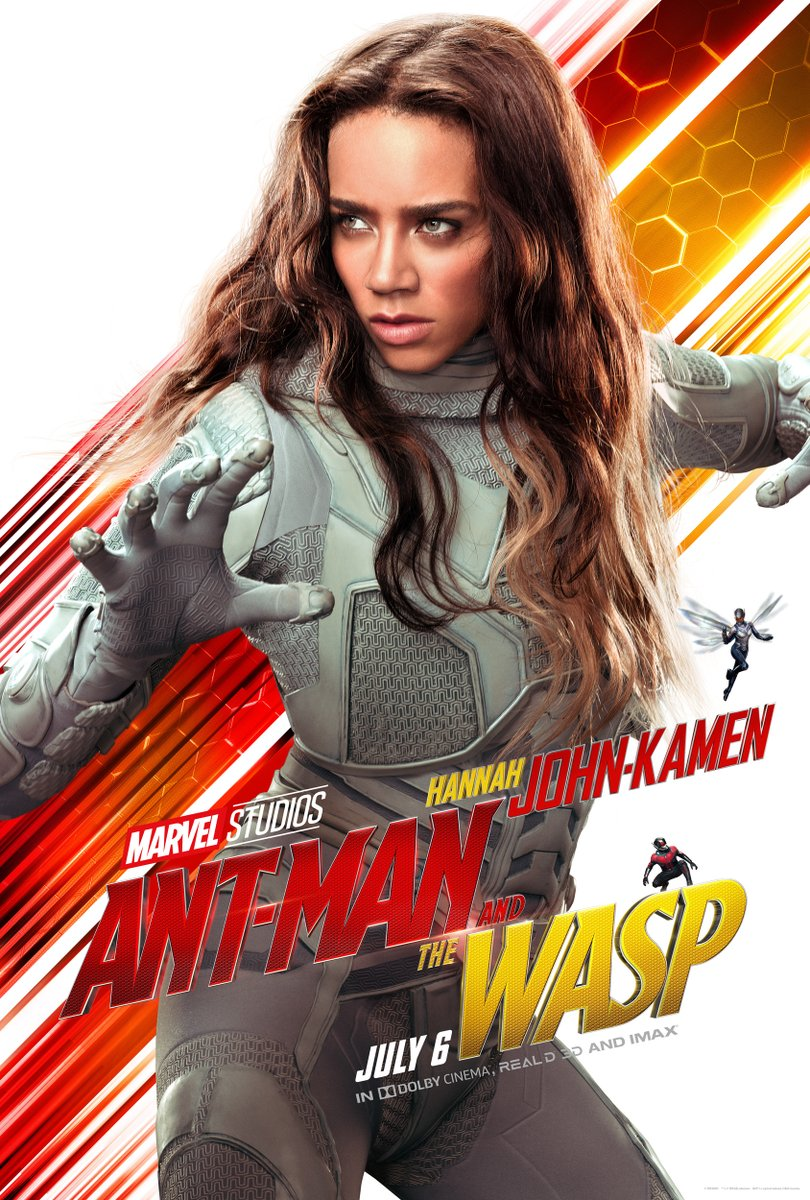 Michelle Pfeiffer Ant Man >> ant-man-and-the-wasp-poster-ghost-hannah-john-kamen ...