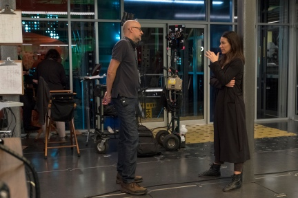 ant-man-and-the-wasp-set-photo-peyton-reed-evangeline-lilly