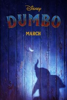 Dumbo Teaser Poster