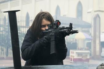 Lauren Cohan in Mile 22