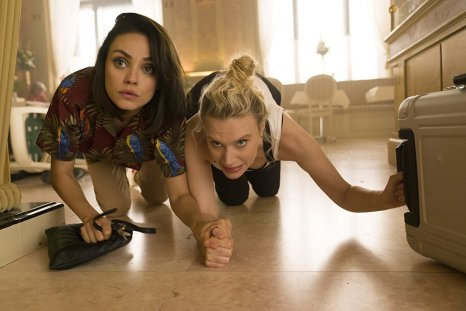 Mila Kunis & Kate McKinnon in The Spy Who Dumped Me