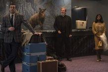 Jon Hamm, Jeff Bridgers & Cynthia Erivo in Bad Times at the El Royale