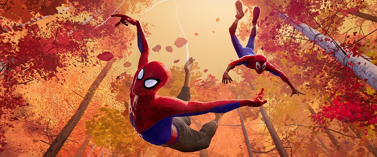 Image result for spiderman into the spider verse