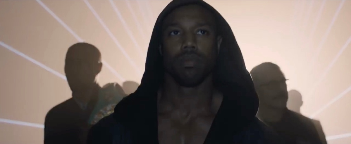 Michael B. Jordan Wants to Rewrite History in the First 'Creed II' Trailer