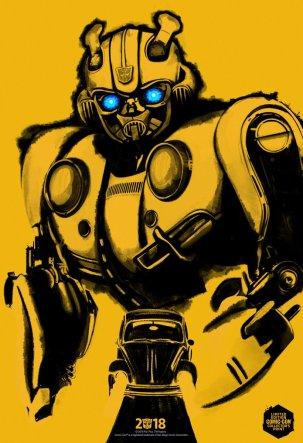 Bumblebee SDCC Poster