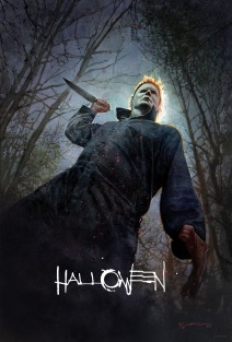 Halloween SDCC Poster