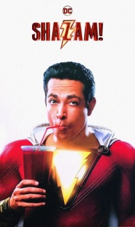 Zachary Levi as Shazam!