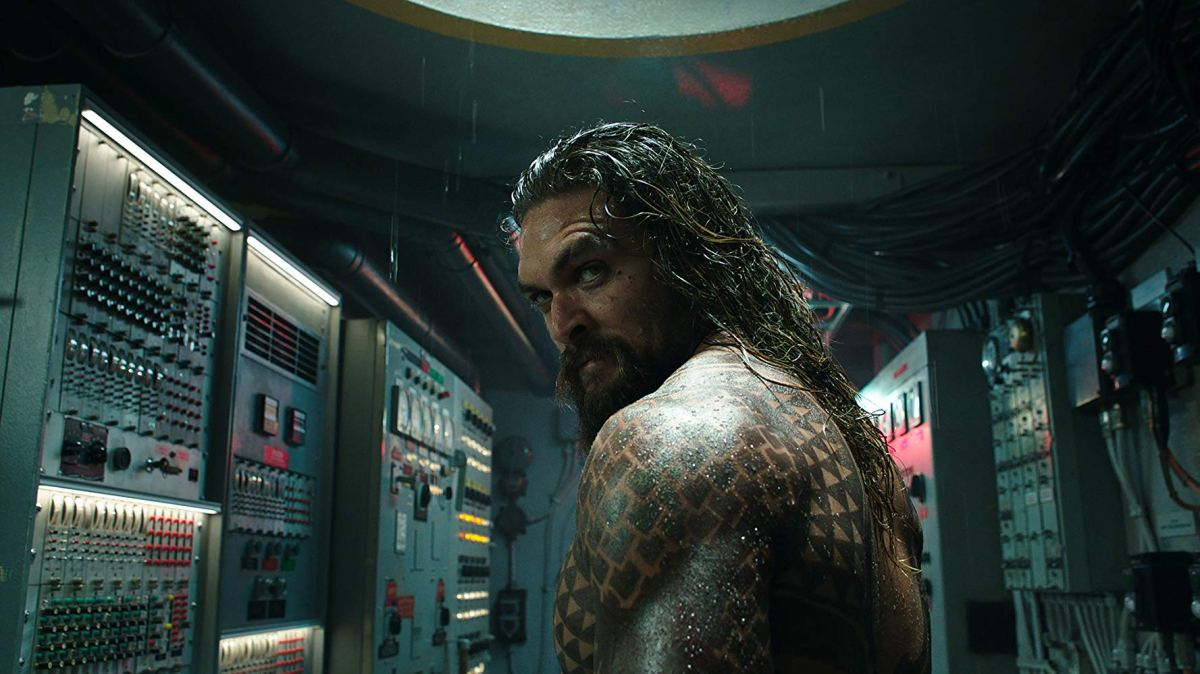 The First Official Trailer for 'Aquaman' Releases at Comic Con