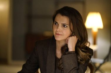 Keri Russell in the Americans