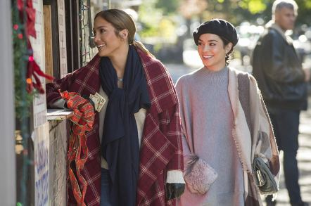 Jennifer Lopez & Vanessa Hudgens in Second Act