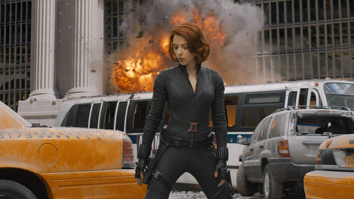 'Black Widow' Movie Finds Its Director