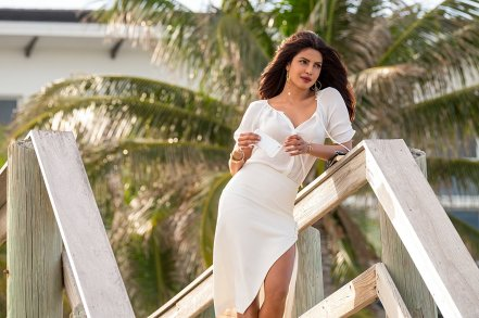 Priyanka Chopra in Baywatch