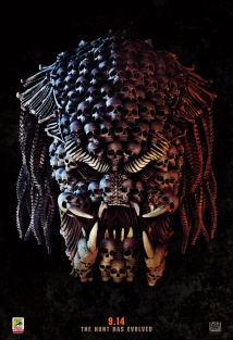 The Predator SDCC Poster