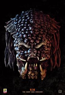 The Predator SDCC Poster