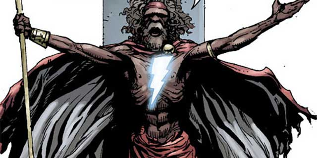 The Wizard from Shazam!