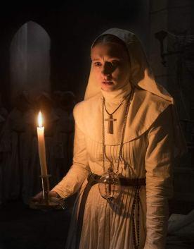 Taiga Farmiga in The Nun