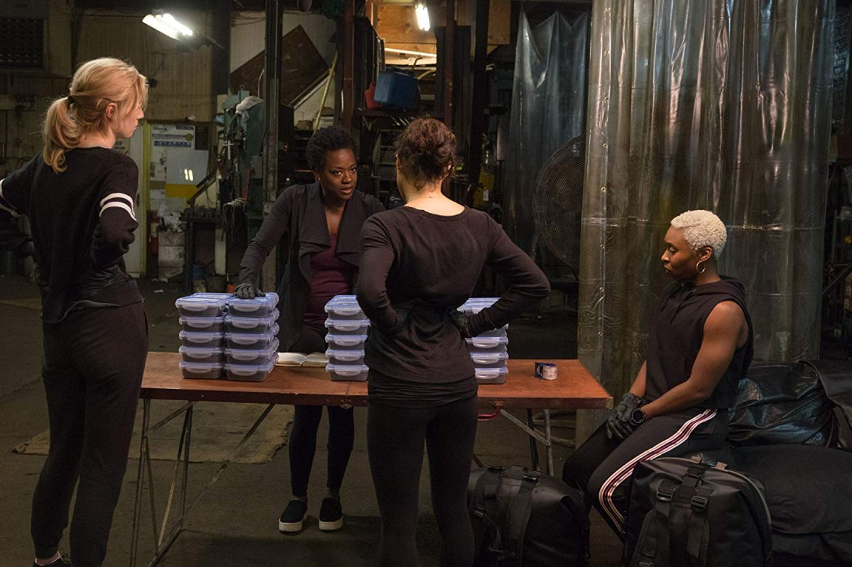 Steve McQueen's 'Widows' Gets a Brilliant New Trailer