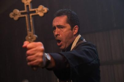Demian Bichir in The Nun