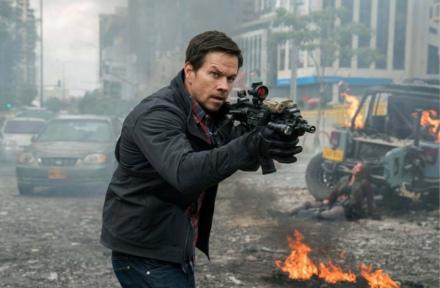 Mark Wahlberg in Mile 22
