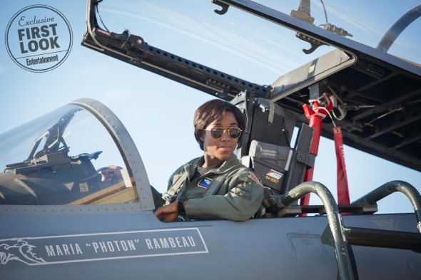 Lashan Lynch in Captain Marvel