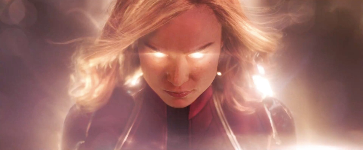 First Official 'Captain Marvel' Lands Marvel's Strongest Hero Yet!